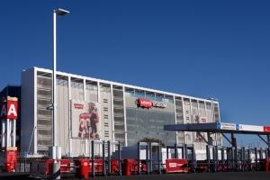 Exterior of Levi's Stadium