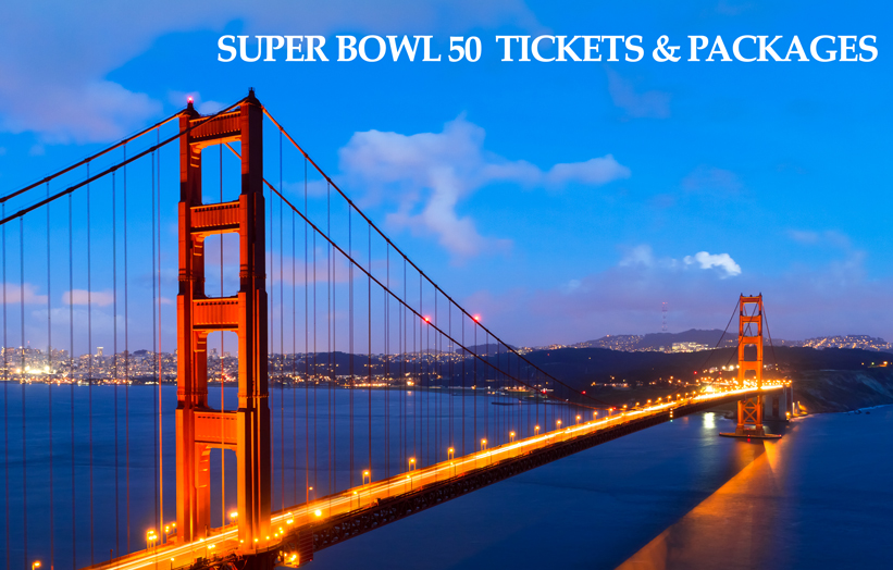 Super Bowl 50 tickets and packages