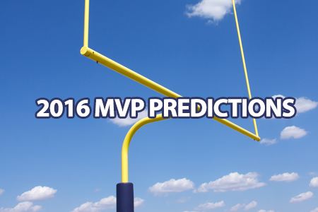 2016 MVP Predictions