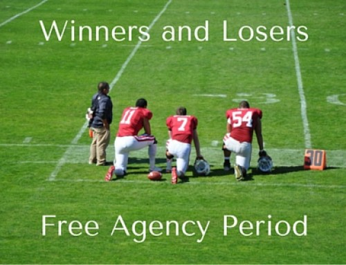 NFL Free Agency in Review