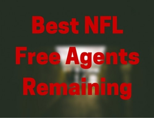 Best NFL Free Agents Remaining